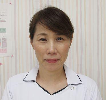 看護師長 槙村章代