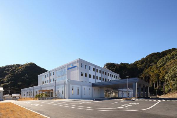 病院全体図